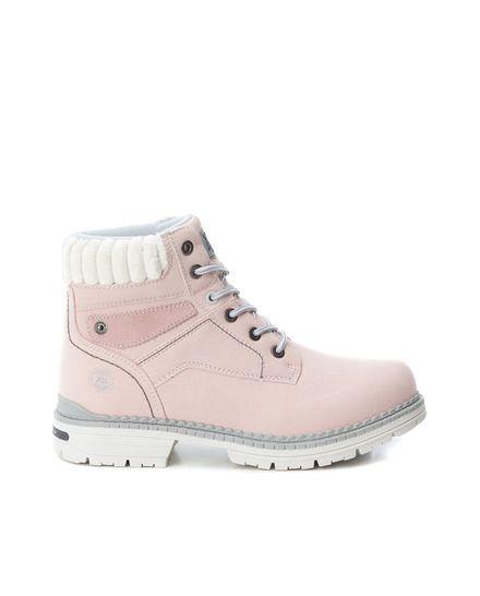 63bda73e Botines de mujer Xti de similpiel color rosa | moda en 2019 ...