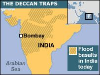 Dinosaur Asteroid Impact Extinction Theory Challenged - Blame the Deccan Traps