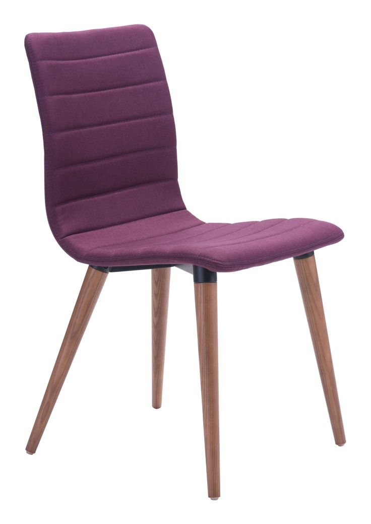 Lowest price on Zuo Modern Jericho Purple Dining Chair - Set of 2 100275. Shop today!
