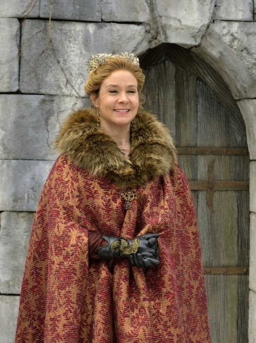 Megan Follows as Catherine de' Medici in Reign (TV Series, 2013).