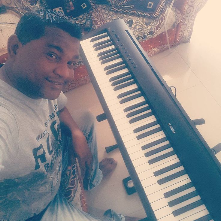 @rishabhdev82 In love with my new beautiful digital piano KAWAI ES100😙😙😙😙😙 #indian #indianmusic #indianartist #gujarati #gujju #amdavad #amdavadi #pianoartist #pianist #pianoman #piano #kawaipiano #music #musicartist #musician #musiclife❤ #loveformusic❤ #happiness #enjoyment #lovemylife❤️ #lovemyjob❤️