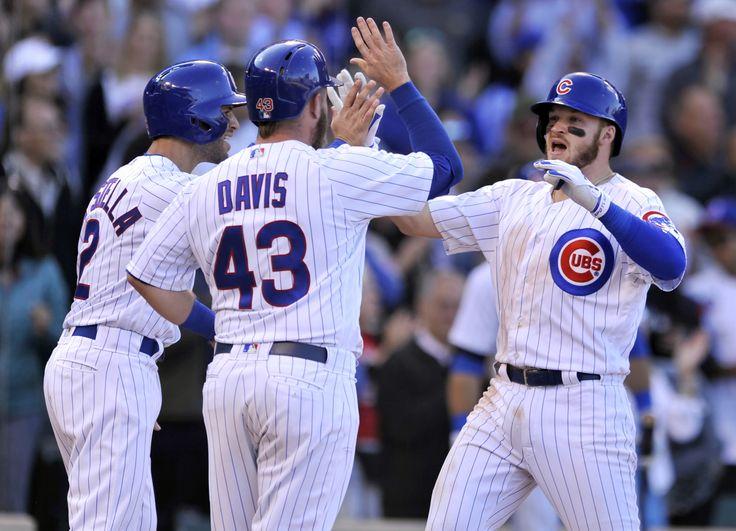 Cubs notebook: Unusual lineup, but Cubs still win 5-4 | Chicago Sun-Times