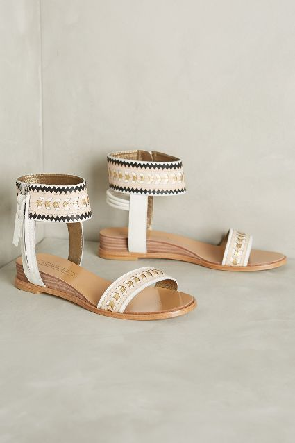 Cynthia Vincent Fayette Sandals - anthropologie.com