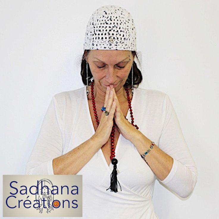 Découvrir, commander, profiter, apprécier, poser des questions, partager l'expérience vécue. C'est en grande partie ça, l'esprit Sadhana Créations.