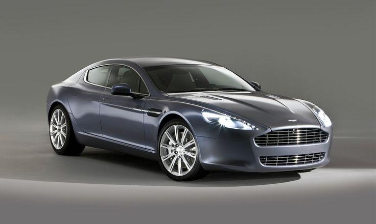 Image Aston Martin Rapide Car