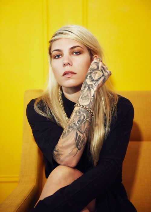 Skylar Grey for Billboard   @skylargreymusic @billboard @thepatchhouse  by: @katiethompson