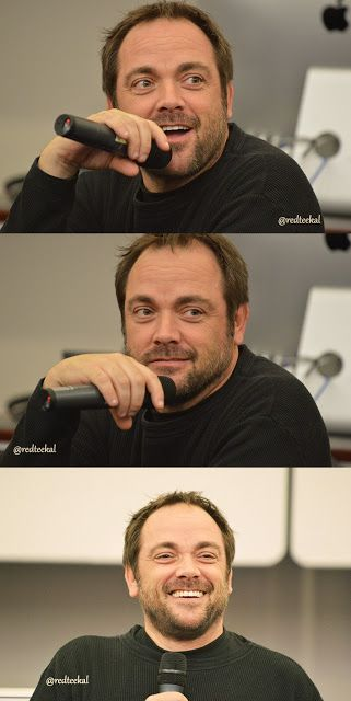 Mark Sheppard in Melbourne Supernatural Convention