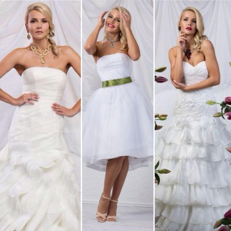 Svatební šaty Vera Marsalli 2016 k pronájmu i prodeji. Bridal Gowns Vera Marsalli 2016 for rent and for sale. www.verama.cz
