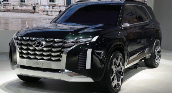 2020 Hyundai Grandmaster Overview Interior Price Hyundai New