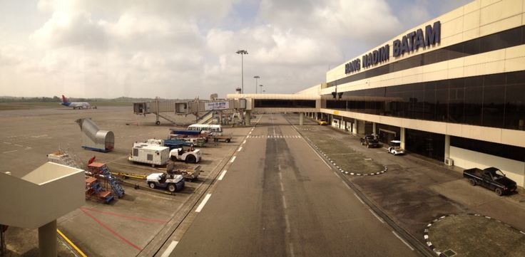 Hang Nadim AirPort