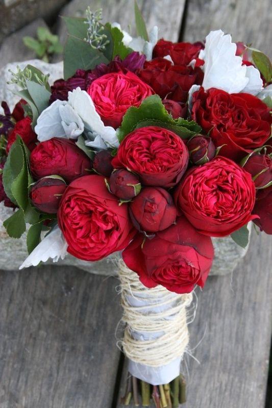 21 most gorgeous garden rose bridal bouquets weddingomania