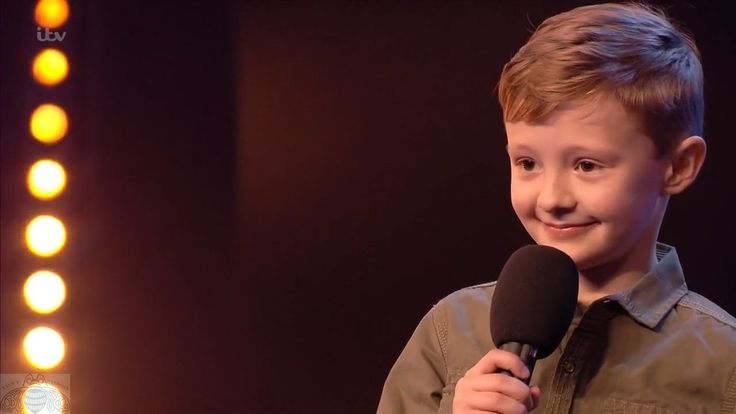 Britain's Got Talent 2017 Ned Woodman 8 Year Old Comedian Full Audition ...