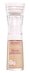 Fond de Teint Prolongateur de Jeunesse - Flower Perfection de Bourjois : Fiche, boutiques en ligne et 189 avis conso pour choisir vos fonds de teint.