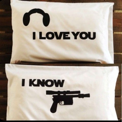 I Love You I Know Pillow Cases!