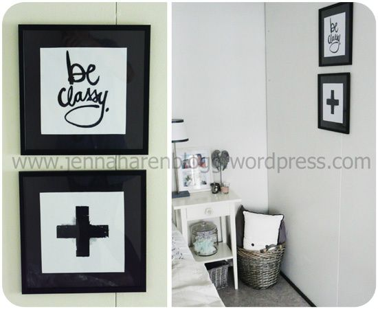 home decor, black and white, interior decor, prints, bedroom