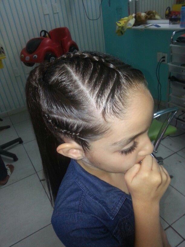 Peinado De Ni 241 A Peinados Para Ni 241 As Peinados Peinados
