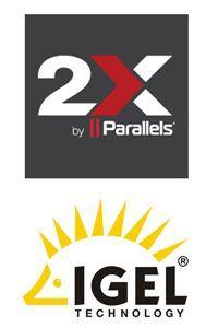 IGEL integriert RDP Client von Parallels 2X in Linux Thin Clients