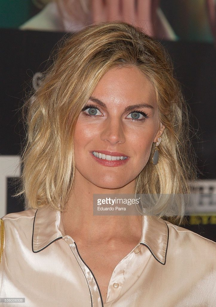 Actress Amaia Salamanca attends the 'Nuestros Amantes' photocall at Palafox cinema on May 31, 2016 in Madrid, Spain.