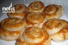 Milföyden Patatesli Gül Böreği