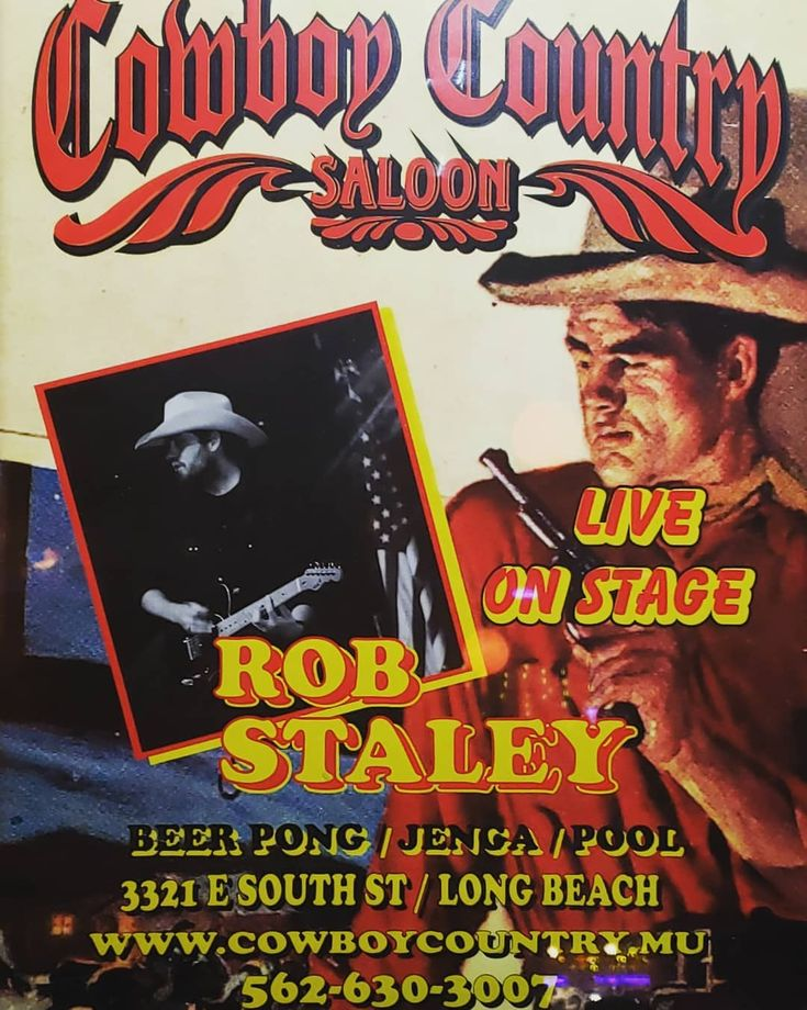Saturday night at Cowboy Country (5/25). Hope to see you