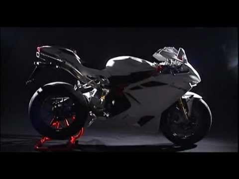 MV Agusta F4RR Teaser