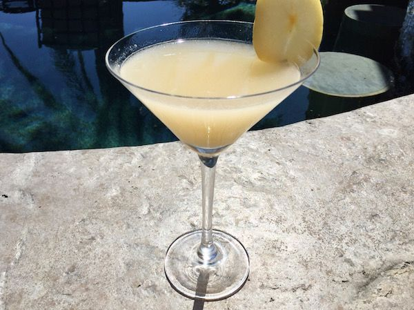 Top Secret Recipes | Cheesecake Factory Asian Pear Martini Copycat Recipe