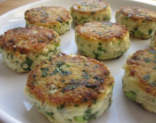 Halibut Cakes with Ginger, Cilantro, and Coconut-Lime Mayonnaise
