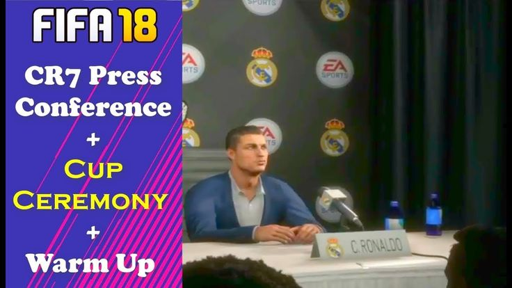 FIFA 18 Leaked Ronaldo CUP CEREMONY and PRESS CONFERENCE Messi Warm up BEFORE GAME 3D Crowds 00:08 Ronaldo and Messi Warm up Warming 00:36 3d Crowd 01:42 Cup Ceremony with Ronaldo 02:09 NEW !!! Ronaldo Press Conference Leaked A Sports FIFA 18 GROUP (All new Videos) : http://ift.tt/2iBhAgj EA Sports FIFA 18 Video Page : fb.me/fifa18video My Facebook : http://ift.tt/2ggVCi6 PS4 arkadaşlık için id: MarinaSerutu You can find in this channel fifa 18 skills and fifa 18 goals and ronaldo at fifa 18…