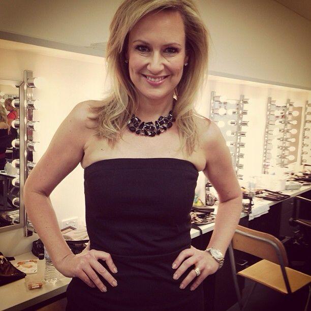 Karen Gee dress at telethon 2013 | On Air Wardrobe ...