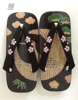 Fabulous geta sandals! 作品紹介 | ち日和 創作活動編