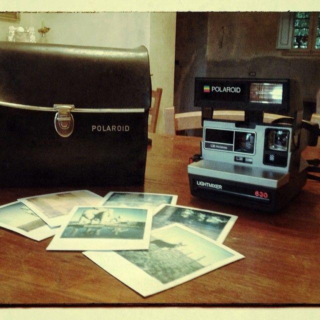 Vintage, Polaroid lightmixer af 660