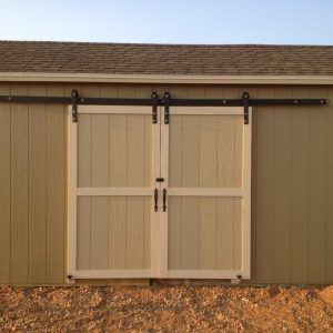 Best 25 Exterior Barn Doors Ideas On Pinterest Diy Exterior Sliding Barn Door Shed Door