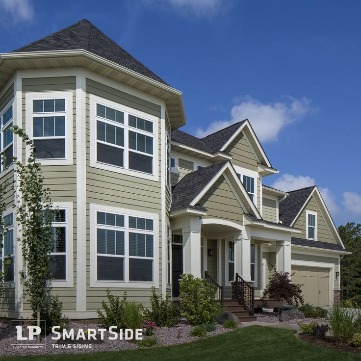 1000 images about lp smartside lap siding on pinterest for Architectural siding