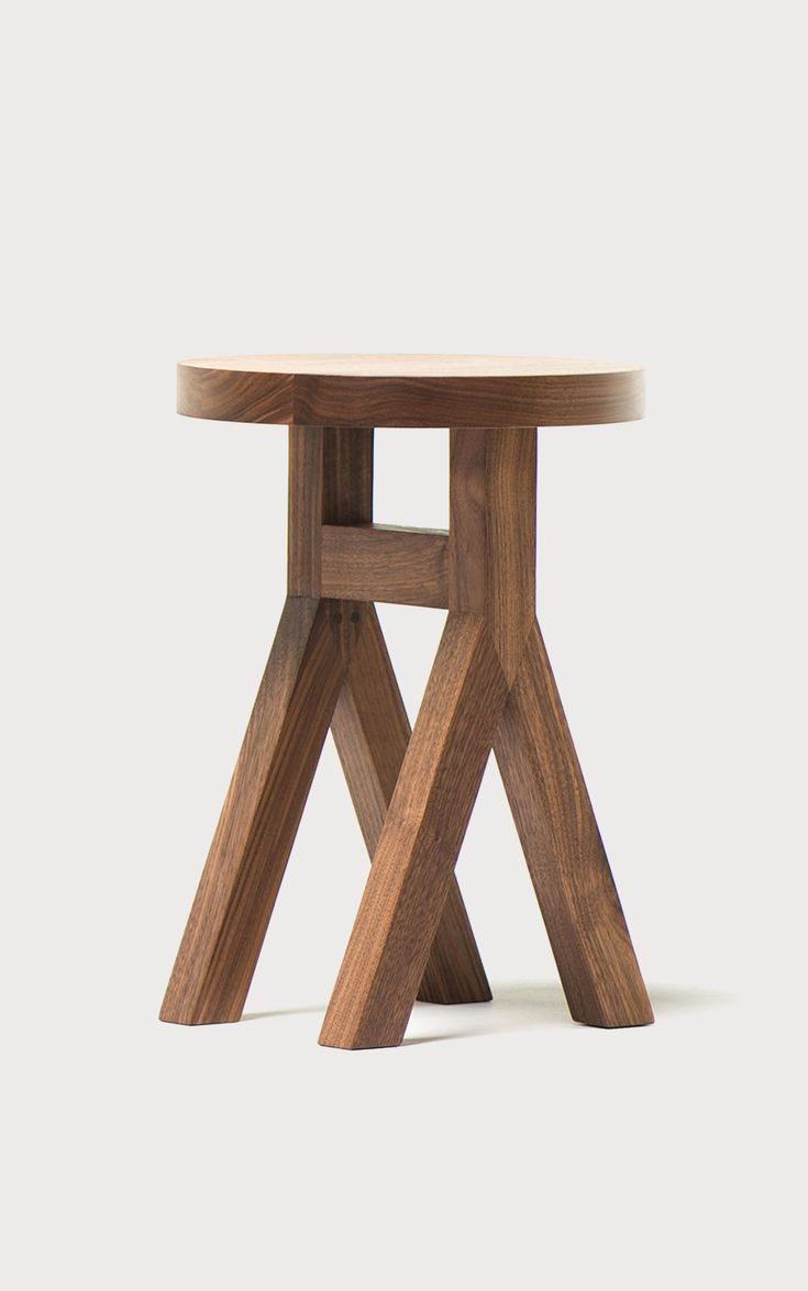 Lovely Step Stool with Back
