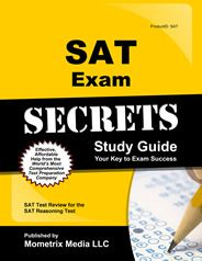 Prepare with our SAT Study Guide and SAT Exam Practice Questions. Print or eBook. Guaranteed to raise your SAT test score. Get started today! http://www.mo-media.com/sat/