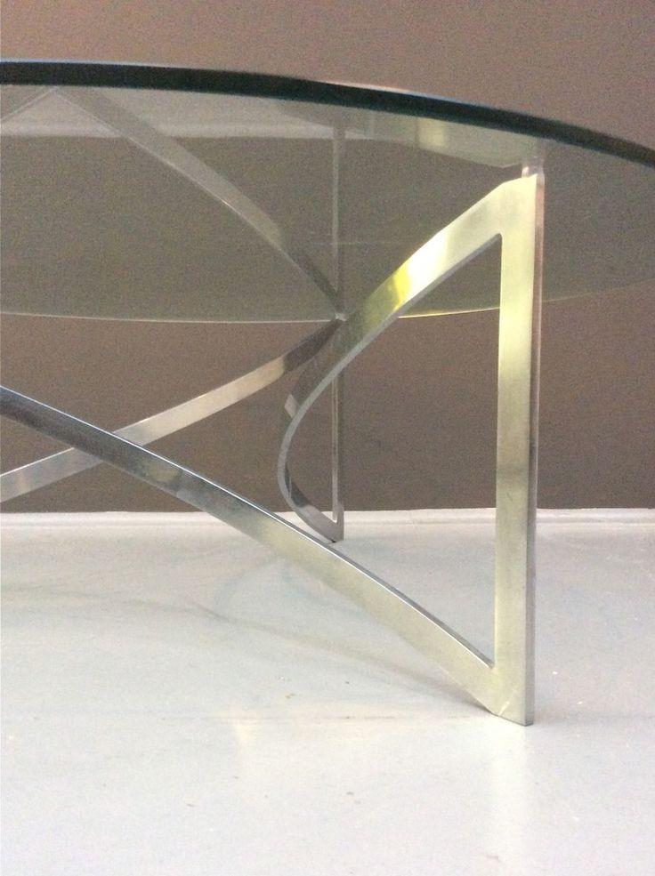 25+ ide terbaik tentang Couchtisch glas metall di Pinterest