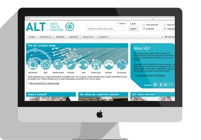 website, online store, online platform, projecten, marketing - ALT.nl