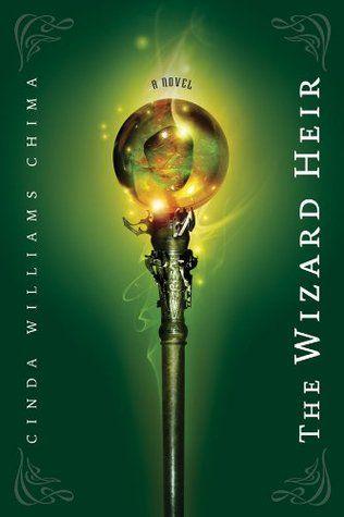 The Wizard Heir by Cinda Williams Chima Book Trailer: http://youtu.be/8WKaBV0SjoU