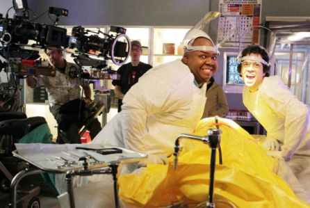'Body Of Proof's Geoffrey Arend: Eulogy For My Friend Windell Middlebrooks Windell Middlebrooks #WindellMiddlebrooks