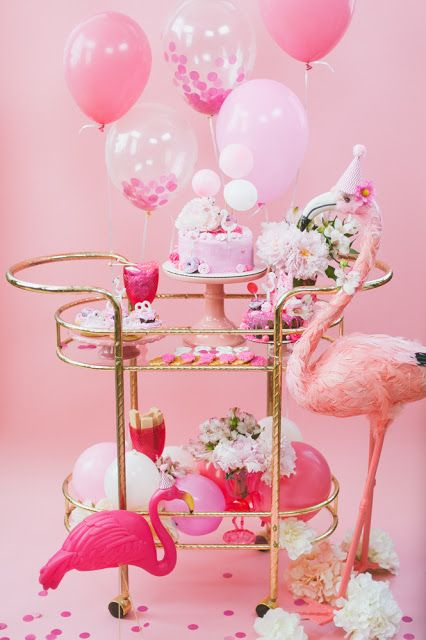 best 25+ pink party decorations ideas on pinterest | baby shower