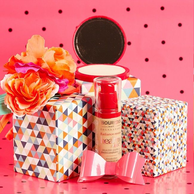 Bourjois Healthy Mix Foundation make-up, 051 Vanille clair