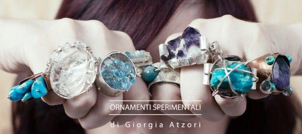 gioielli & perle a lume, giorgia atzori, hand made jewels, forma e materia, forma e materia, gioielli, vortici di luce, meraviglia