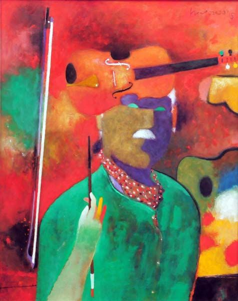 Henry Wanton JONES - Doigts de couleur