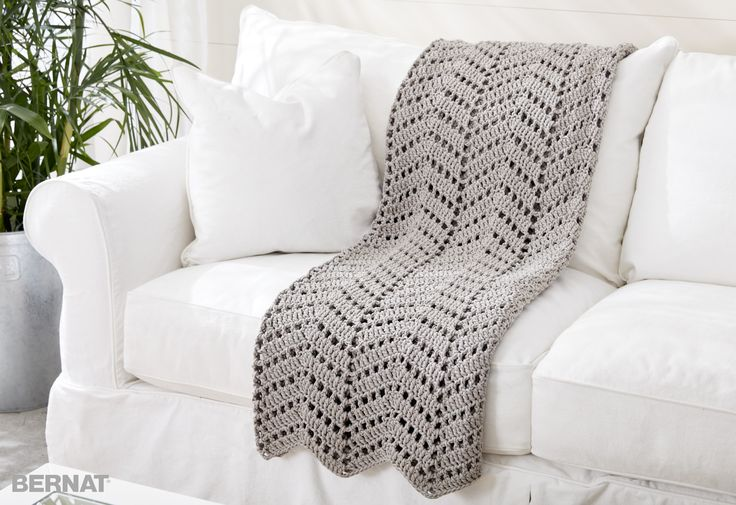 874 Best Crochet One Color Afghan Images On Pinterest