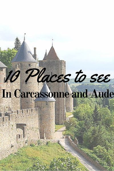 Carcassonne France Selfrench