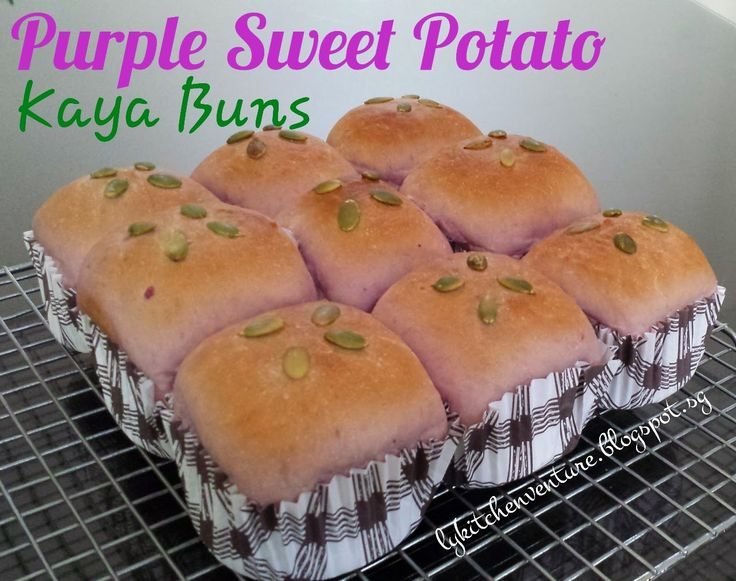 These buns are really soft and fluffy. Description from lykitchenventure.blogspot.com. I searched for this on bing.com/images