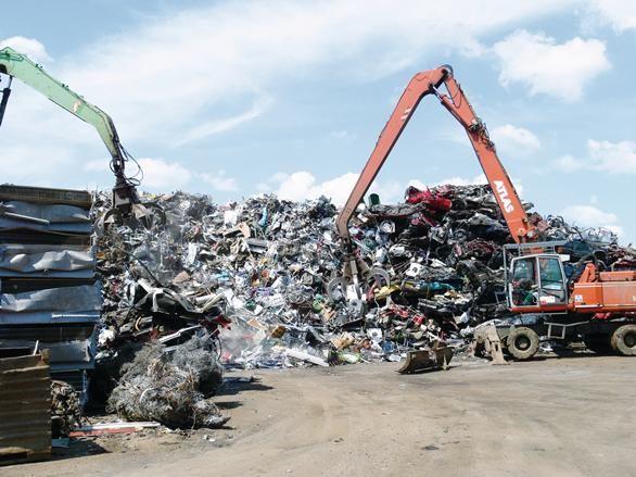 Metal Scrap/Recycling Companies In Dubai, Scrap Metals Canada, Lucky Group/Recycling
