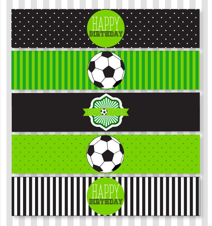 Soccer Party PRINTABLE