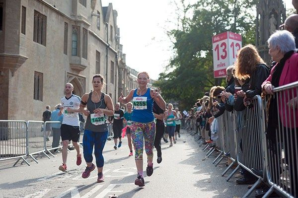 It's back! The Vitality Oxford Half Marathon is returning to the city on Sunday 9th October - Women's Running