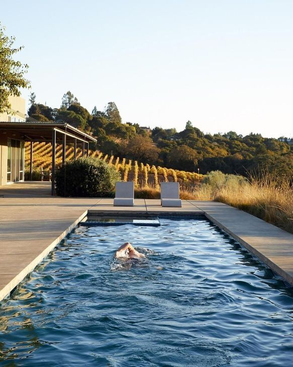 101 Cool Mediterranean Swimming Pool Designs Out Of Your Dream In 2020 Swimming Pool Designs Backyard Pool Landscaping Pool Designs